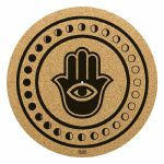 Glowtronics HandEye Coordination Cork 12 Inch Slipmat (single)