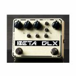 Solid Gold FX Beta DLX Deluxe Bass Preamp Overdrive & Boost Effects Pedal