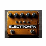 Solid Gold FX Electroman MKII Oscillating Delay & Modulation Effects Pedal
