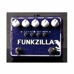 Solid Gold FX Funkzilla Tap Tempo Envelope Filter Effects Pedal