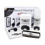 Retro Musique Vinyl Record Cleaner Kit Tin Deluxe Edition