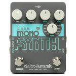 Electro Harmonix Bass Mono Synth Effects Pedal (B-STOCK)