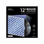 """Big Fudge 12"""" Crystal Clear Vinyl Record Sleeves (pack of 25)"""