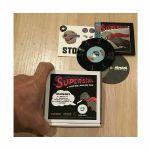 Super Seal Breaks 3 Inch Scratch Vinyl Black Box Set