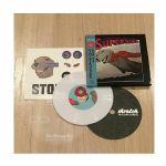 Super Seal Breaks 3 Inch Scratch Vinyl White Box Set