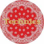 Technics Bandana 3 Slipmats