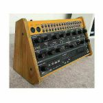 Synths & Wood Behringer Crave Solid Oak Dual Angle Stand