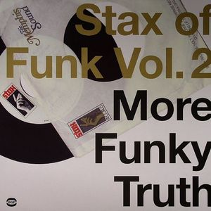 VARIOUS - Stax Of Funk Vol 2: More Funky Truth