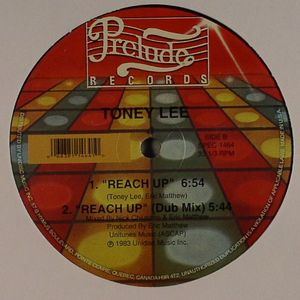 LEE, Toney/D TRAIN - Reach Up