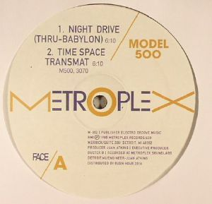 MODEL 500 - Night Drive (Thru Babylon)
