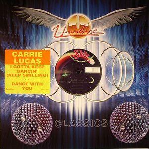 LUCAS, Carrie - I Gotta Keep Dancin' (Keep Smiling)