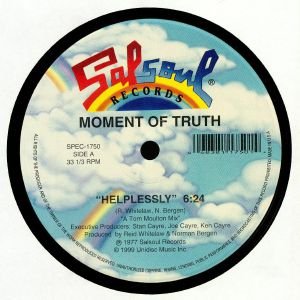 MOMENTS OF TRUTH - Helplessly