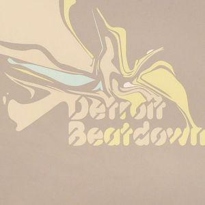 VARIOUS - Detroit Beatdown Volume One (downtempo techno tracks by Alton Miller, Theo Parrish, Eddie Fowlkes, LA Williams, etc.)
