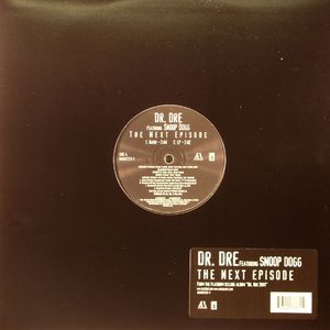 DR DRE feat SNOOP DOGGY DOG - The Next Episode