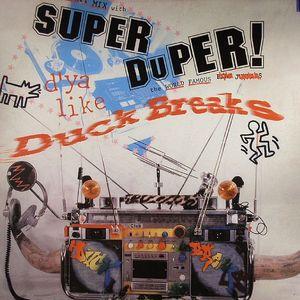 TABLIST, The - Super Duper Duck Breaks (Peanut Butter Wolf production)