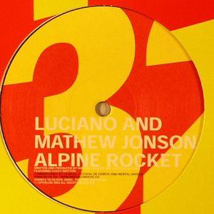 LUCIANO & MATHEW JONSON - Alpine Rocket
