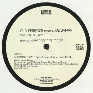 LTJ XPERIENCE feat JOE BATAAN - Ordinary Guy