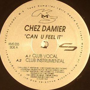 DAMIER, Chez - Can U Feel It