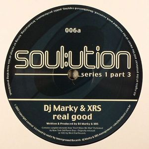 MARKY & XRS/D KAY/CALIBRE/ARTIFICIAL INTELLIGENCE - Soul:ution Series 1 Part 3
