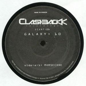 GALAXY 10 - Morsecode
