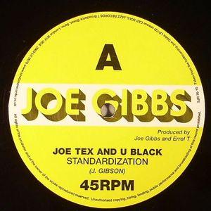 JOE GIBBS PRODUCTIONS - Standardization