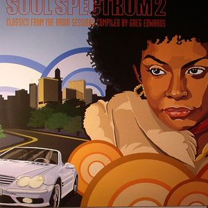 VARIOUS - Soul Spectrum 2 (Classic From The Radio Sessions: Compiled By Greg Edwards)