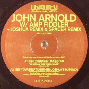 ARNOLD, John with AMP FIDDLER - Get Yourself Together (Joshua remix)
