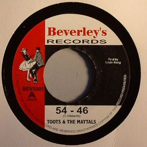 TOOTS & THE MAYTALS - 54-46 (Boops/5446 Was My Number Riddim)
