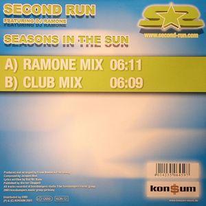 SECOND RUN feat DJ RAMONE - Seasons In The Sun