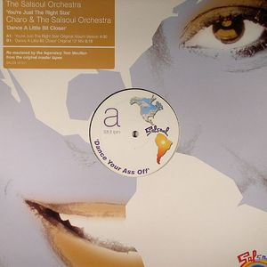 SALSOUL ORCHESTRA, The/CHARO - You're Just The Right Size