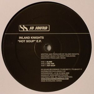 INLAND KNIGHTS - Hot Soup EP