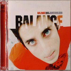HOLDEN, James/VARIOUS - Balance 005