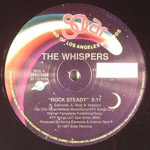 WHISPERS, The - Rock Steady