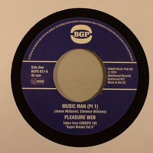 PLEASURE WEB - Music Man