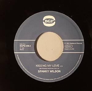 WILSON, Spanky/ALVIN CASH - Kissing My Love