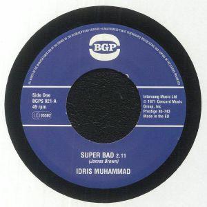 MUHAMMAD, Idris - Super Bad