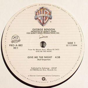 BENSON, George/RUFUS/CHAKA KHAN - Give Me The Night