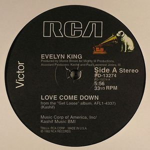 KING, Evelyn - Love Come Down