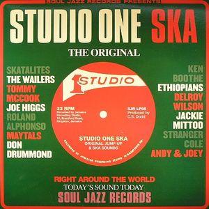 VARIOUS - Studio One Ska: The Original