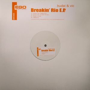 BUDAI & VIC - Breakin' Rio EP
