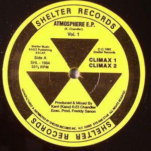 CHANDLER, Kerri - Atmosphere EP