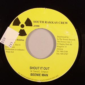 BEENIE MAN/KALANGA & ZAIRE - Shout It Out