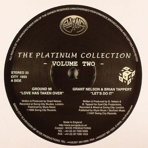 GROUND 96/GRANT NELSON & BRIAN TAPPERT/CURTIS & MOORE/3 SPIRITS - The Platinum Collection Volume Two