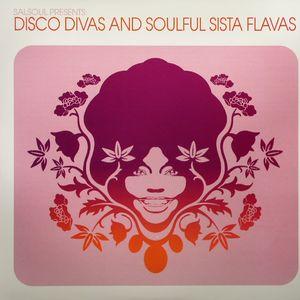 VARIOUS - Disco Divas & Soulful Sista Flavas