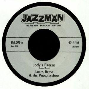 REESE, James & THE PROGRESSIONS - Jody's Freeze