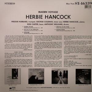 HANCOCK, Herbie - Maiden Voyage (remastered reissue)