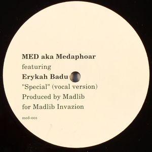 MED aka MEDAPHOAR feat ERYKAH BADU - Special