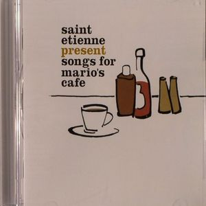 SAINT ETIENNE/VARIOUS - Songs For Mario's Cafe