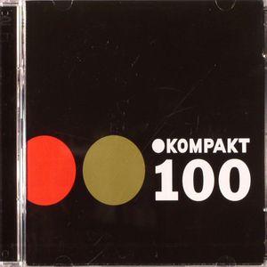 VARIOUS - Kompakt 100
