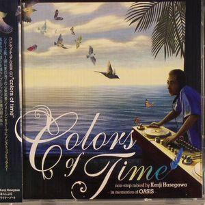 HASEGAWA, Kenji/VARIOUS - Colours Of Time